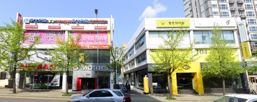 Sambo Building