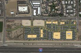 Park 10 Master Plan, AZ