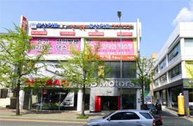 Sambo Building, Busan Korea